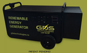 GDS Technology Water Generator